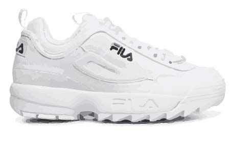 Ugly Sneakers Fila Disruptor